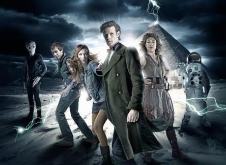 FOTO: Doctor Who