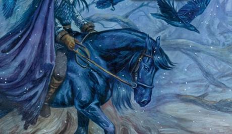 Míla Linc: Stín Černého hvozdu (ilustrační)