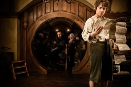FOTO: Hobit The Hobbit: An Unexpected Journey