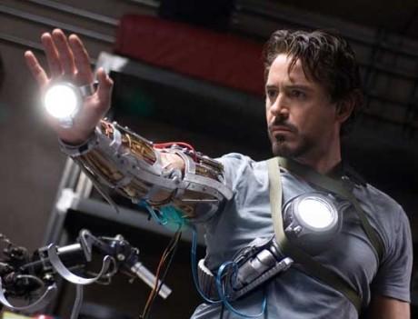 FOTO: Iron Man, Tony Stark, Robert Downey Jr.