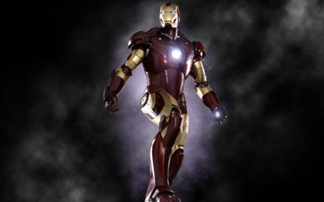 FOTO: Iron Man, celá postava, promo fotka