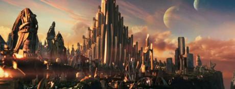 FOTO: Thor, Asgard