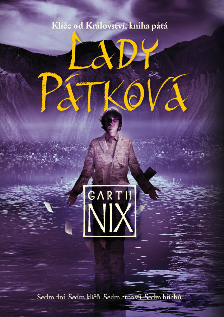 Garth Nix: Lady Pátková