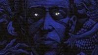 Měsíční močál Lovecraft (výřez z obálky knihy)