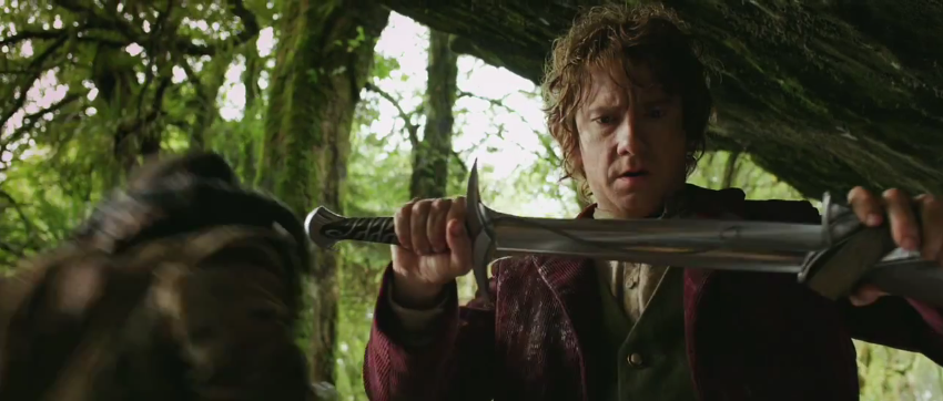 FOTO: THE HOBBIT Trailer HD - YouTube Bilbo
