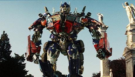FOTO: Optimus Prime v celé své kráse, Zdroj: Distributor filmu