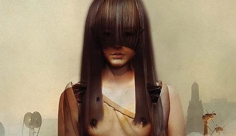 Paolo Bacigalupi: Dívka na klíček (perex)