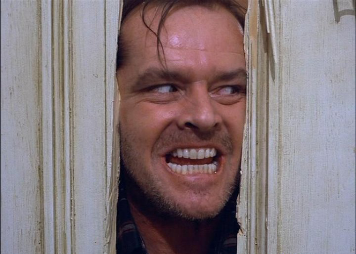 FOTO: The Shining, filmy o psychopatech