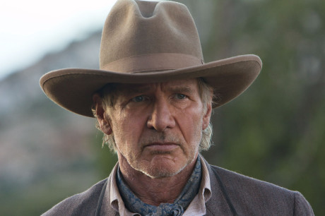 FOTO: Harrison Ford Cowboys and Aliens