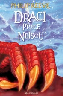 OBR: Přebal knihy Draco přece nejsou
