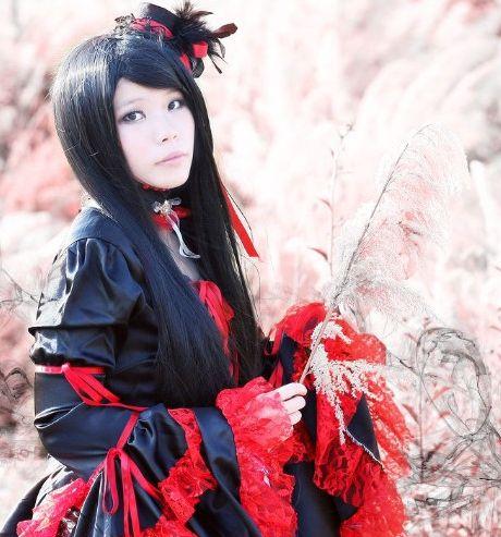 FOTO: Lolita Gothic Girl
