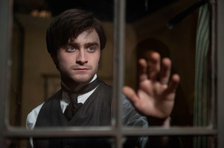 FOTO: The Woman in Black daniel radcliffe