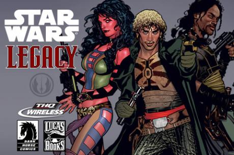 Star Wars Legacy 1.díl