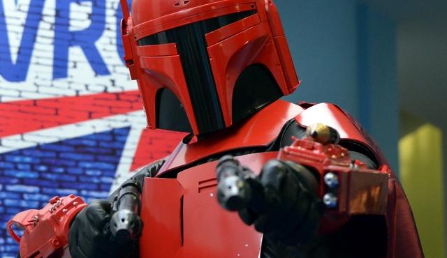 PragoFFest 2012 - Stormtrooper