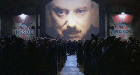 FOTO: totalita z 1984