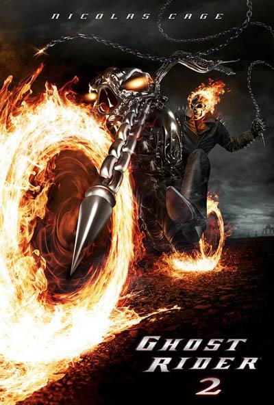 Obrázek: Plakát - Ghost Rider 2