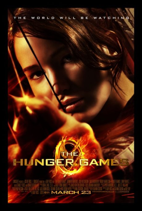 Hunger Games - filmový plakát