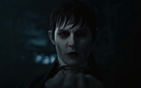 FOTO: Johnny Depp v Dark Shadows