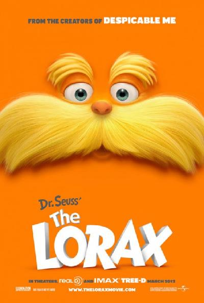 Obrázek: Lorax - plakát