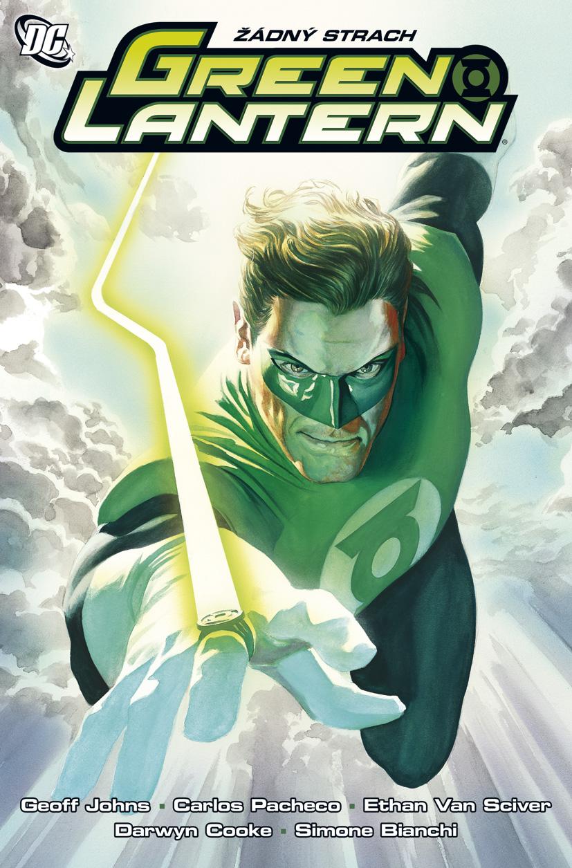 OBR: Geoff Johns: Green Lantern