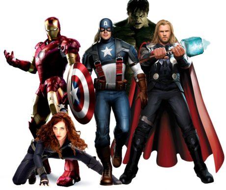 Obrázek: The Avengers