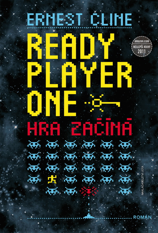 Kniha Ready Player One (Ernest Cline)