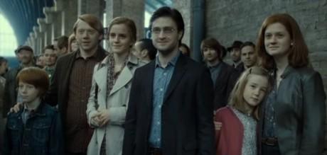 Harry Potter - O 19 let později