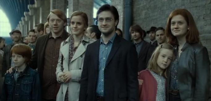 Harry Potter možná stárne, ale zájem o něj nemizí. Zdroj: distributor.