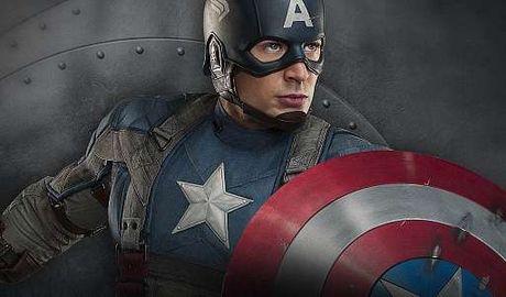 FOTO: Kapitán Amerika