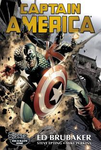 obálka Steve Epting: Captain America Omnibus #2