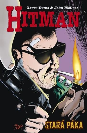Hitman Stará páka G. Ennis J. McGrea (obálka knihy)