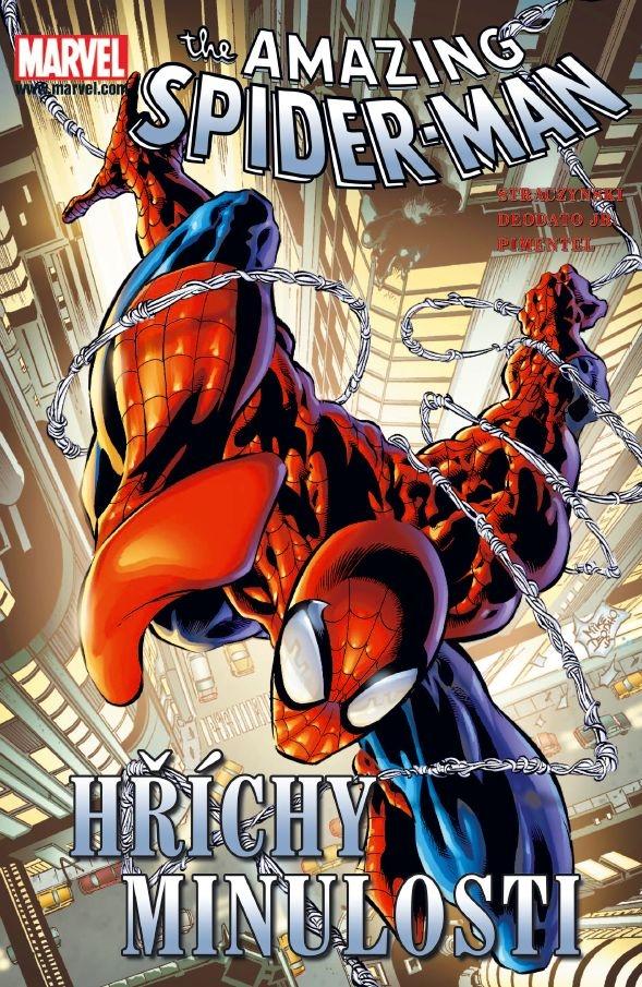 Komiks Amazing Spider-Man: Hříchy minulosti (obálka)