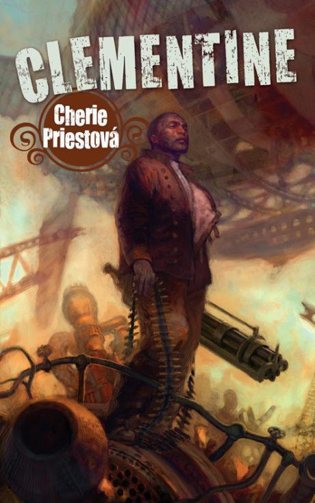 Cherie Priestová: Clementine (obálka)