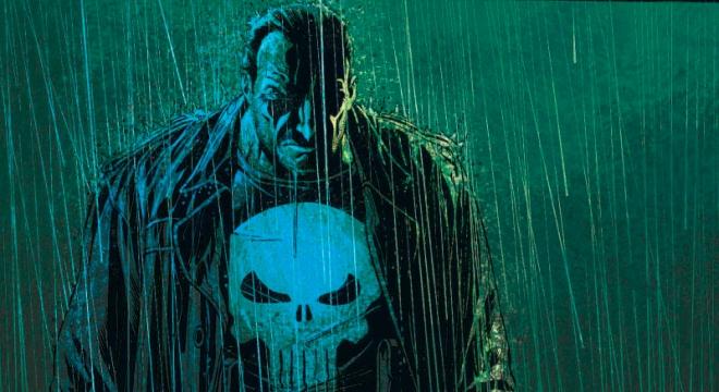 Garth Ennis, Leandro Fernandez: Punisher MAX 5 ilustrační