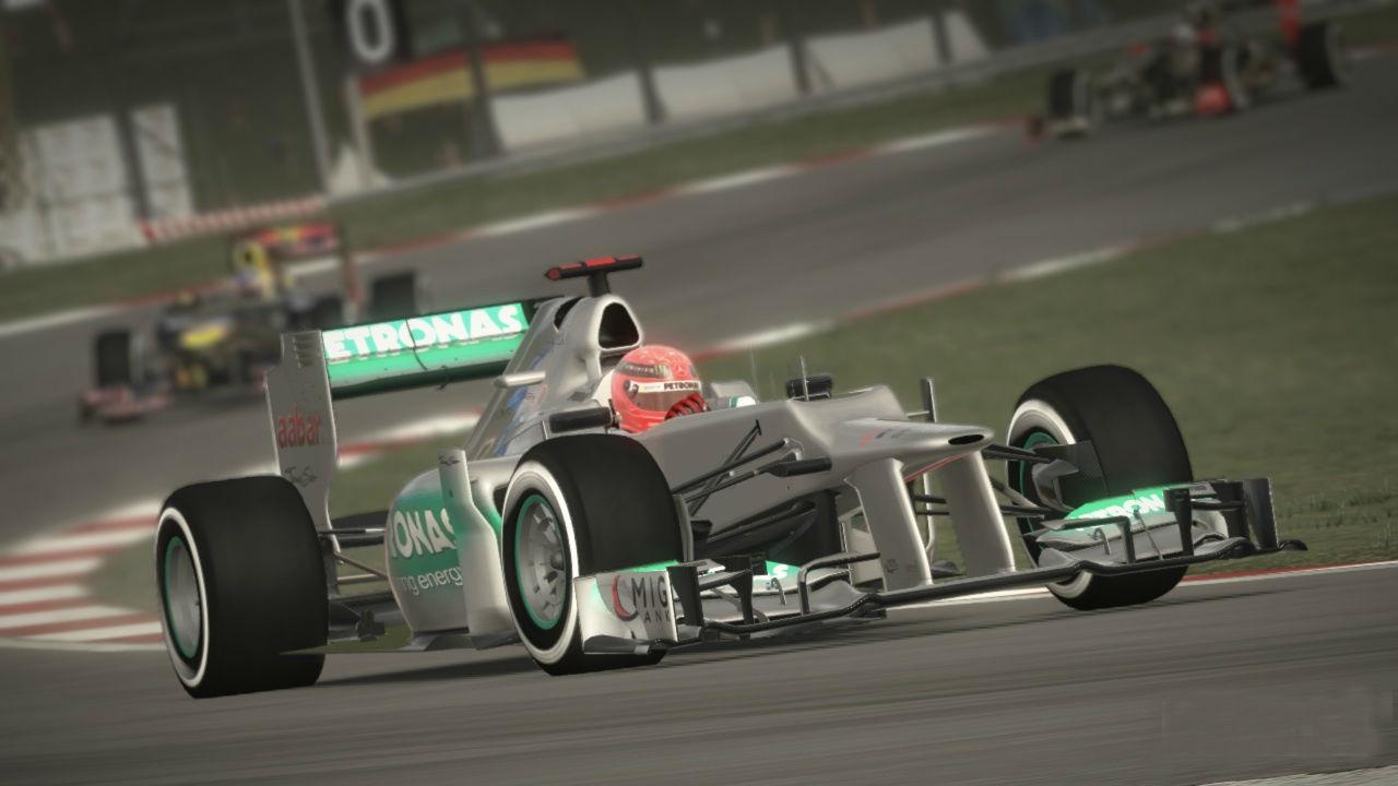 FOTO: F1 2012