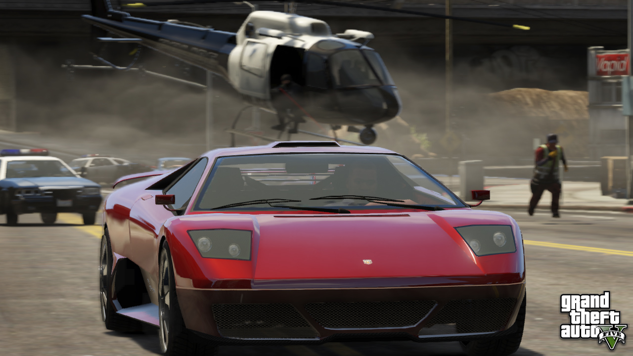 SCREENSHOT: GTA V -2