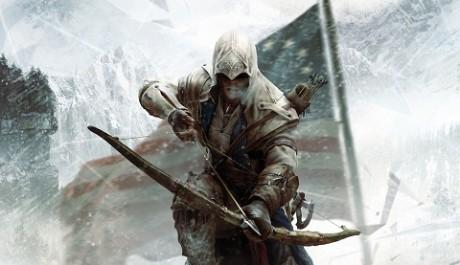OBR.: Assassins Creed 3 Connor s lukem