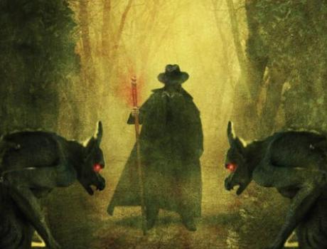 Ilustrační obrázek k páté knize série Harry Dresden. Zdroj: obálka knihy.