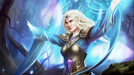 OBR.: Guardians of Middle Earth- Galadriel