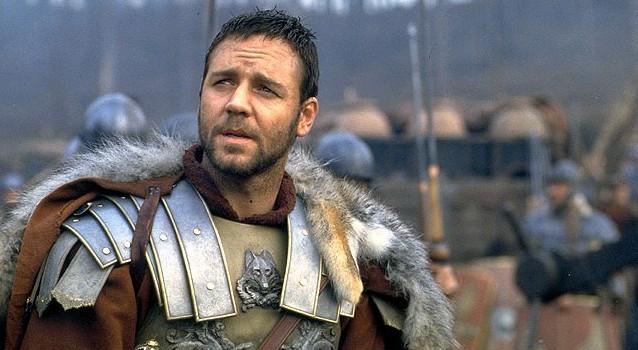 Z Gladiátora se stane hlavní hrdina Temné věže. Zdroj: Bontonfilm