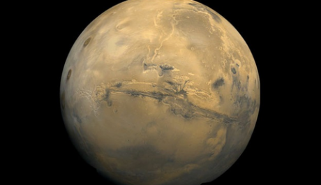 Výzkum Marsa odhaluje každý den nová tajemství a přináší nové teorie. Zdroj: NASA.gov