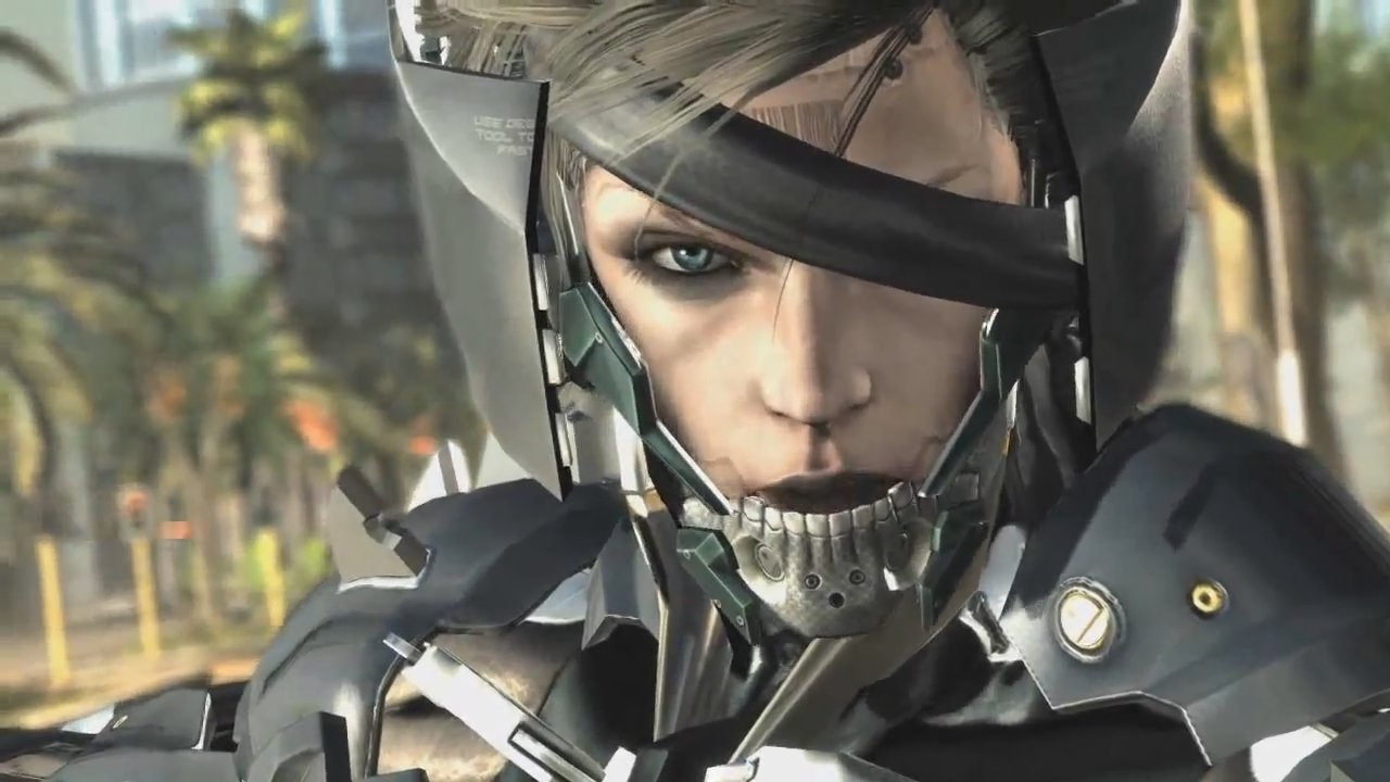 FOTO:Metal Gear Rising: Revengeance