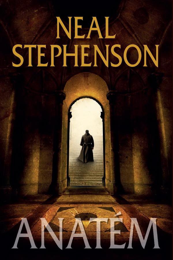 Neal Stephenson: Anatém (obálka)