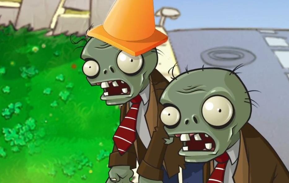 OBRÁZEK: Plants vs. Zombies