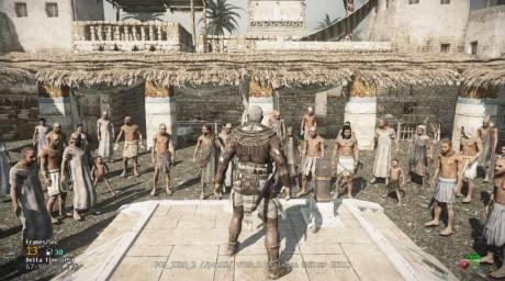 OBR.: Prince of Persia - leaknutý screen z fora Ubisoftu