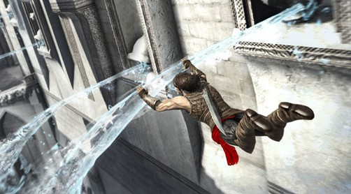 OBR.: Prince of Persia - The Forgotten Sands