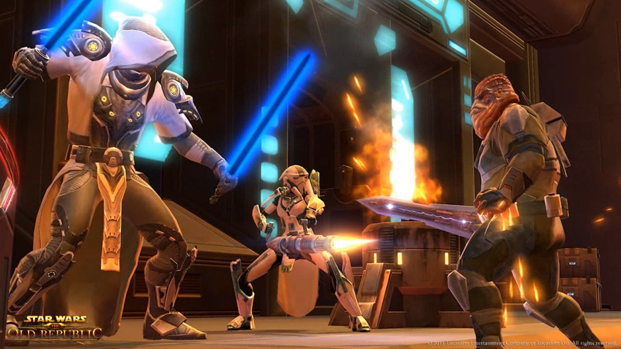 OBR.: Star Wras: The Old Republic