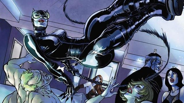 OBR: Catwoman, komiksová hrdinka první velikosti