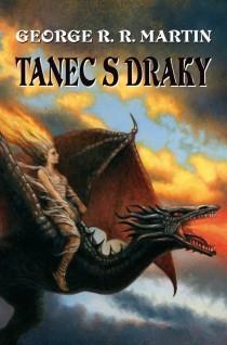 Obálka George R. R. Martin - Tanec s draky