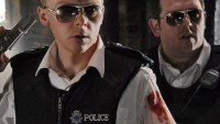FOTO: Simon Pegg Nick Fost Hot Fuzz